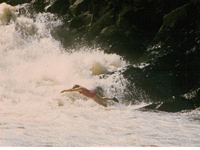 DjB Allagash Falls